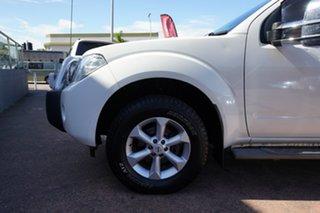 2013 Nissan Navara ST (4x4) Dual Cab Pick-up.