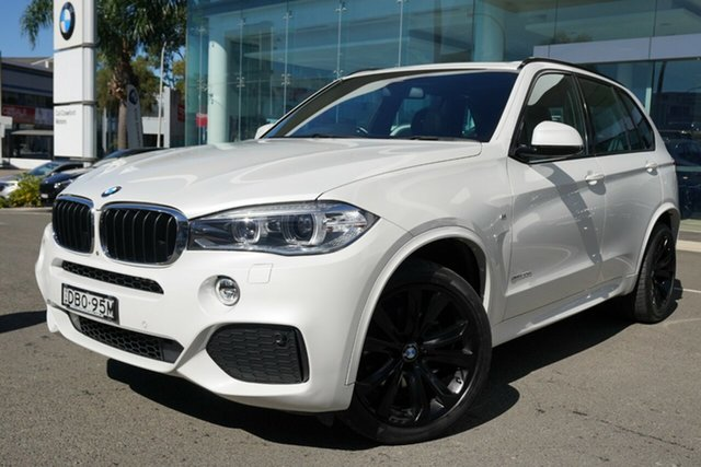 Used BMW X5 xDrive30d, Brookvale, 2015 BMW X5 xDrive30d Wagon