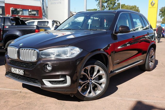 Used BMW X5 xDrive30d, Brookvale, 2013 BMW X5 xDrive30d Wagon