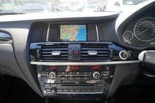 2017 BMW X3 xDrive20d Wagon.