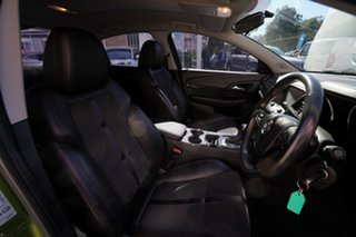 2015 Holden Commodore SV6 Storm Sedan.