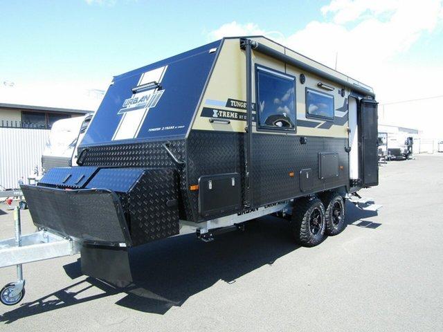 New Urban Caravans Tungsten X-Treme Series II UC2114, Pialba, 2021 Urban Caravans Tungsten X-Treme Series II UC2114 Caravan