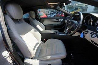 2014 Mercedes-Benz C250 CDI Coupe.