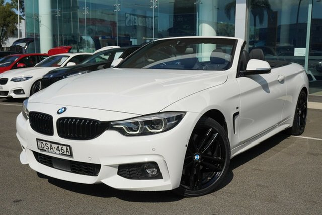 Used BMW 440i 40I, Brookvale, 2017 BMW 440i 40I Convertible