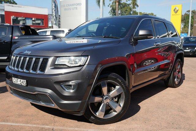 Used Jeep Grand Cherokee Limited (4x4), Brookvale, 2014 Jeep Grand Cherokee Limited (4x4) Wagon