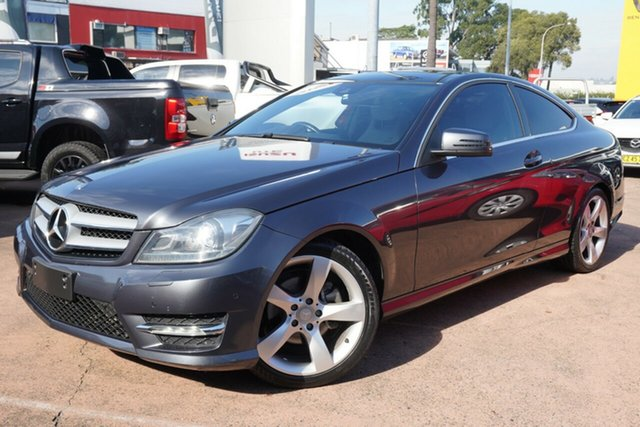 Used Mercedes-Benz C250 CDI, Brookvale, 2014 Mercedes-Benz C250 CDI Coupe