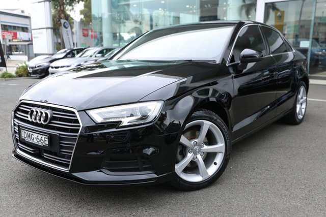 Used Audi A3 1.4 TFSI Attraction CoD, Brookvale, 2016 Audi A3 1.4 TFSI Attraction CoD Sedan