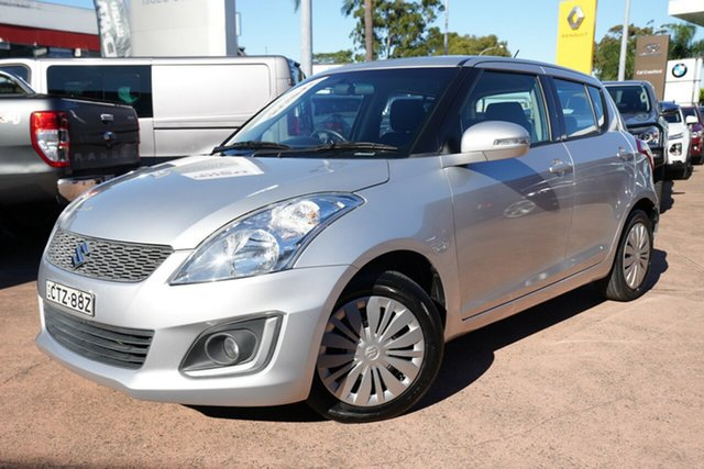 Used Suzuki Swift GL Navigator, Brookvale, 2014 Suzuki Swift GL Navigator Hatchback
