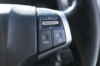 2015 Isuzu D-MAX SX (4x2) Cab Chassis.