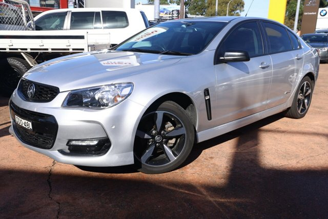 Used Holden Commodore SV6 Black Edition, Brookvale, 2016 Holden Commodore SV6 Black Edition Sedan