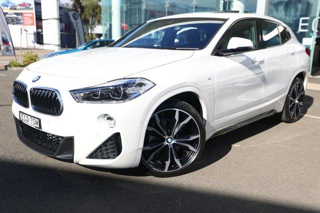 Used BMW X2 sDrive18i M Sport, Brookvale, 2018 BMW X2 sDrive18i M Sport Wagon