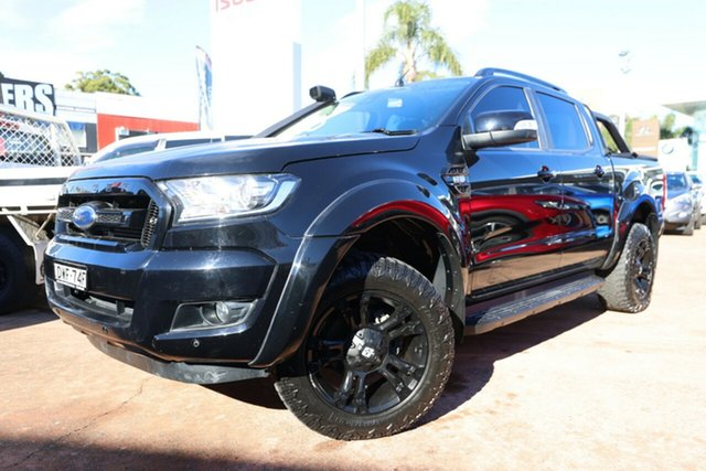 Used Ford Ranger FX4 Special Edition, Brookvale, 2018 Ford Ranger FX4 Special Edition Double Cab Pick Up