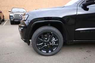 2021 Jeep Grand Cherokee Night Eagle SUV.