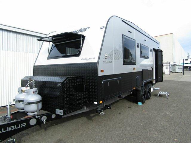 New Crusader Excalibur Serenity [DC8702], Pialba, 2021 Crusader Excalibur Serenity [DC8702] Caravan