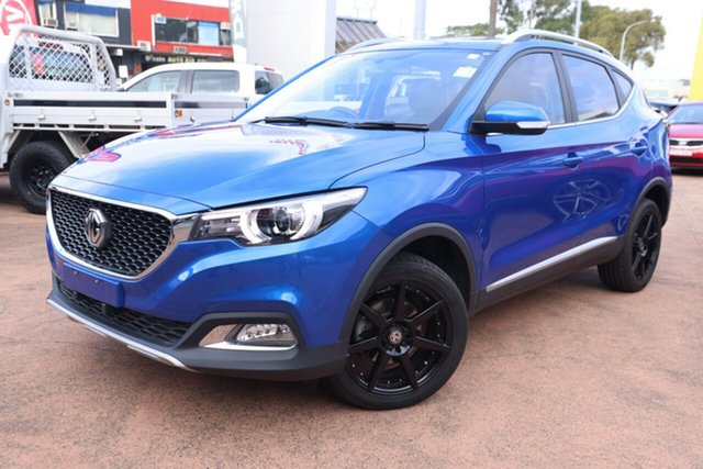 Used MG ZS Excite, Brookvale, 2018 MG ZS Excite Wagon