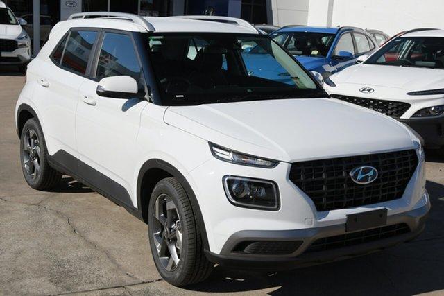 New Hyundai Venue Active, Brookvale, 2021 Hyundai Venue Active Wagon