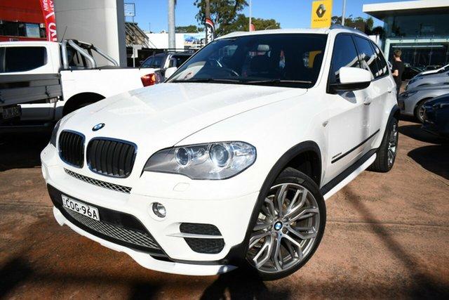 Used BMW X5 xDrive30d, Brookvale, 2012 BMW X5 xDrive30d Wagon
