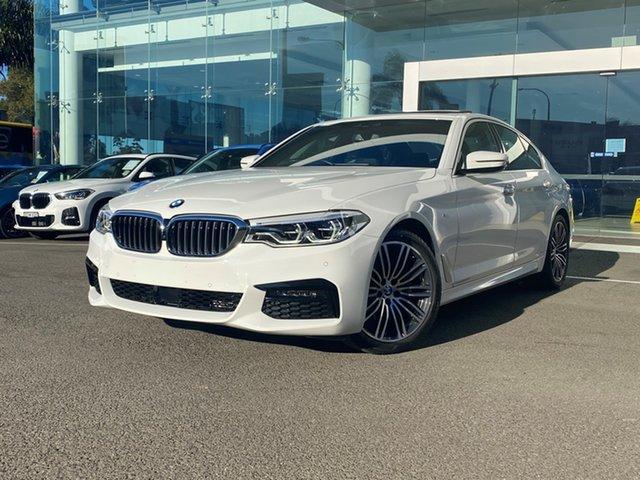 Used BMW 5 Series 520i Steptronic M Sport, Brookvale, 2020 BMW 5 Series 520i Steptronic M Sport Sedan