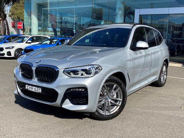 Used BMW X3 xDrive20d M Sport, Brookvale, 2019 BMW X3 xDrive20d M Sport Wagon
