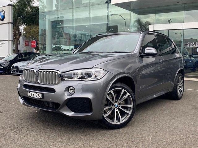 Used BMW X5 xDrive40d, Brookvale, 2015 BMW X5 xDrive40d Wagon