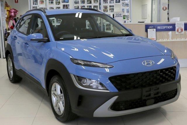 New Hyundai Kona 2WD, Brookvale, 2021 Hyundai Kona 2WD Wagon