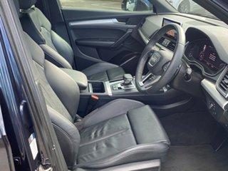 2018 Audi Q5 2.0 TFSI Quattro Sport Wagon.