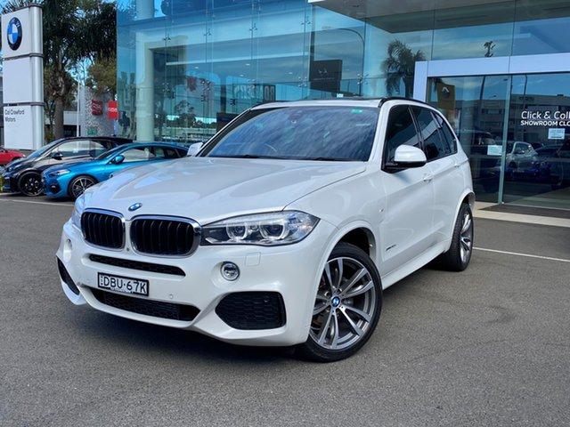 Used BMW X5 xDrive30d, Brookvale, 2015 BMW X5 xDrive30d Wagon