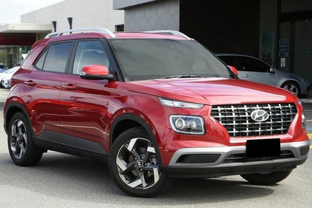 New Hyundai Venue Elite, Brookvale, 2021 Hyundai Venue Elite Wagon