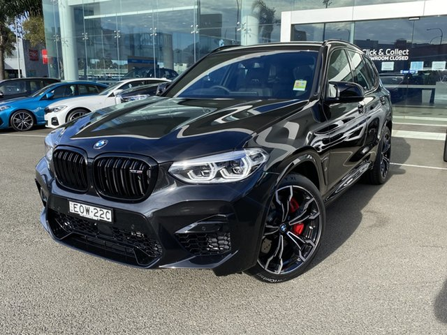Demonstrator, Demo, Near New BMW X3 M Competition, Brookvale, 2020 BMW X3 M Competition Wagon