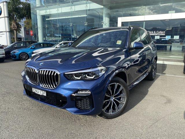 Demonstrator, Demo, Near New BMW X5 xDrive25d M Sport, Brookvale, 2021 BMW X5 xDrive25d M Sport Wagon