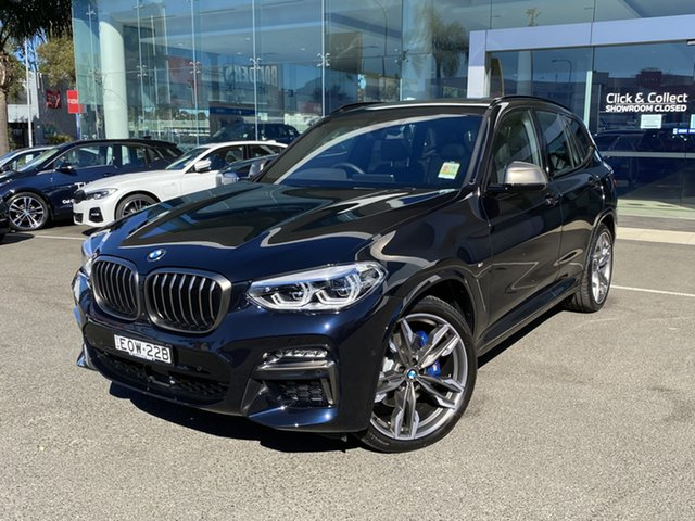 Demonstrator, Demo, Near New BMW X3 M40I, Brookvale, 2020 BMW X3 M40I Wagon