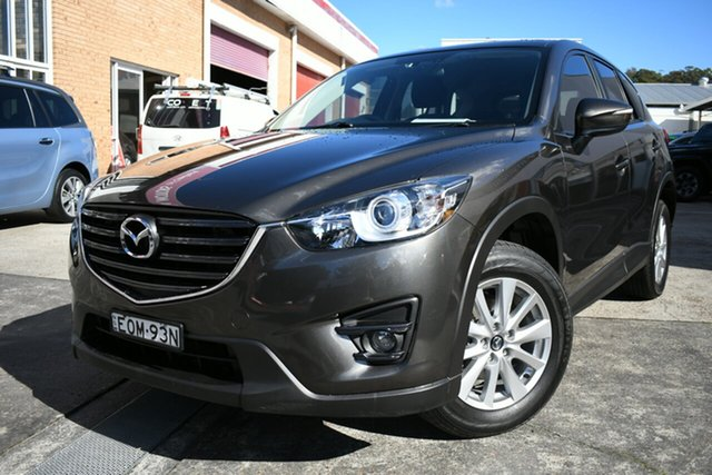 Used Mazda CX-5 Maxx Sport (4x4), Brookvale, 2015 Mazda CX-5 Maxx Sport (4x4) Wagon