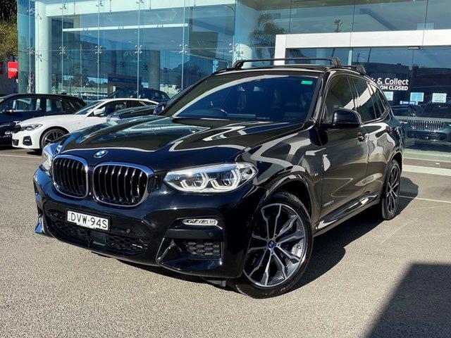 Used BMW X3 xDrive30d M Sport, Brookvale, 2017 BMW X3 xDrive30d M Sport Wagon