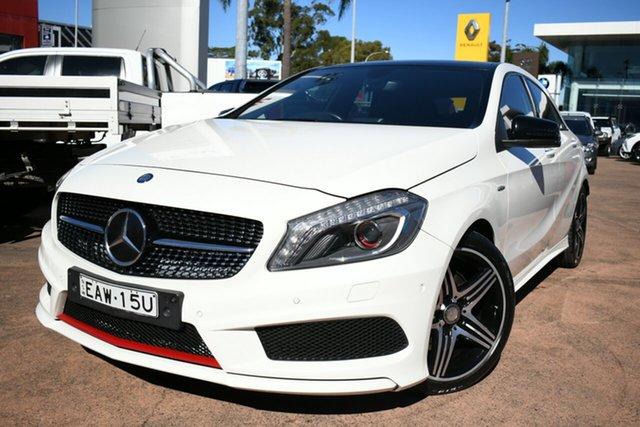 Used Mercedes-Benz A250 Sport, Brookvale, 2015 Mercedes-Benz A250 Sport Hatchback