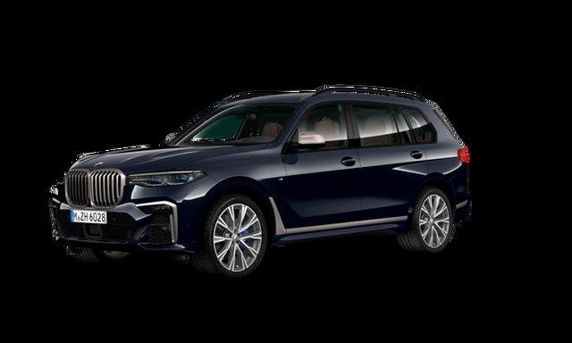 Demonstrator, Demo, Near New BMW X7 M50i Steptronic, Brookvale, 2021 BMW X7 M50i Steptronic Wagon
