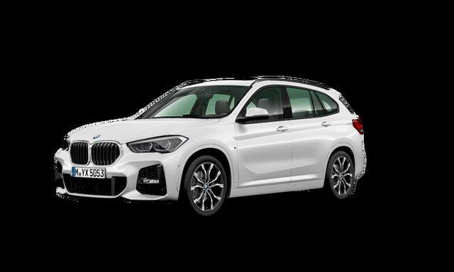 Demonstrator, Demo, Near New BMW X1 sDrive20i DCT Steptronic, Brookvale, 2021 BMW X1 sDrive20i DCT Steptronic Wagon