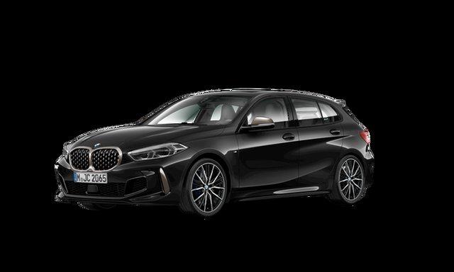 Demonstrator, Demo, Near New BMW M135i xDrive, Brookvale, 2021 BMW M135i xDrive Hatchback