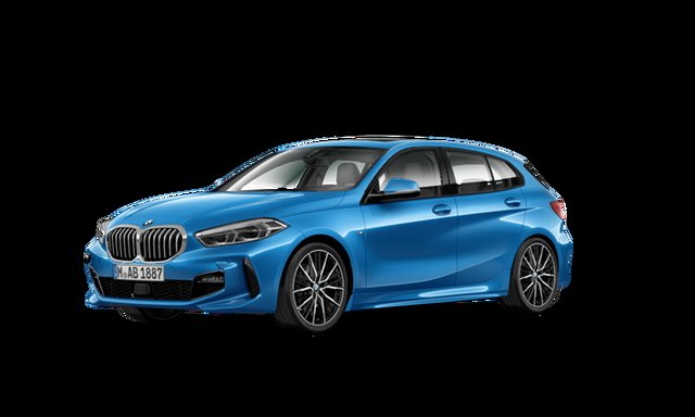 Demonstrator, Demo, Near New BMW 118i M Sport, Brookvale, 2021 BMW 118i M Sport Hatchback