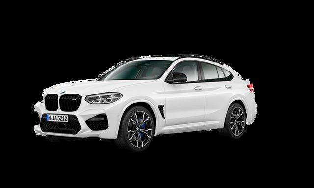 Demonstrator, Demo, Near New BMW X4 M Competition Coupe M Steptronic M xDrive, Brookvale, 2021 BMW X4 M Competition Coupe M Steptronic M xDrive Wagon