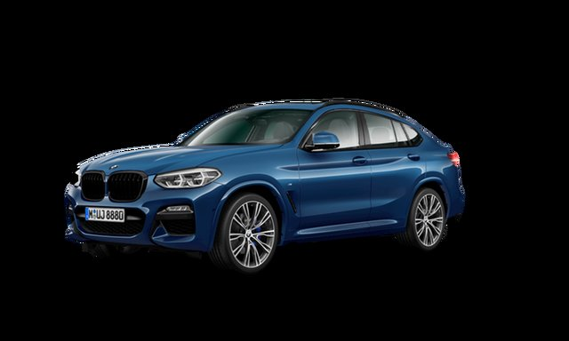 Demonstrator, Demo, Near New BMW X4 xDrive30i M Sport, Brookvale, 2021 BMW X4 xDrive30i M Sport Wagon