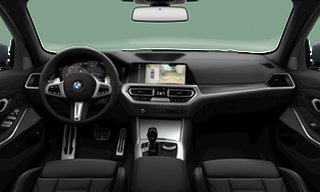 2021 BMW M340I xDrive Sedan.