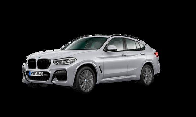 Demonstrator, Demo, Near New BMW X4 xDrive20i Coupe Steptronic M Sport, Brookvale, 2021 BMW X4 xDrive20i Coupe Steptronic M Sport Wagon
