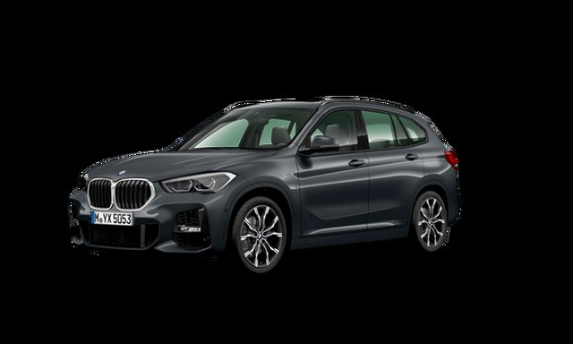 Demonstrator, Demo, Near New BMW X1 sDrive18i D-CT, Brookvale, 2021 BMW X1 sDrive18i D-CT Wagon