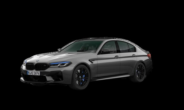 Demonstrator, Demo, Near New BMW M5 Competition LCI, Brookvale, 2021 BMW M5 Competition LCI Sedan
