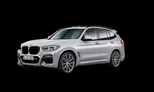 Demonstrator, Demo, Near New BMW X3 xDrive30i M Sport, Brookvale, 2021 BMW X3 xDrive30i M Sport Wagon