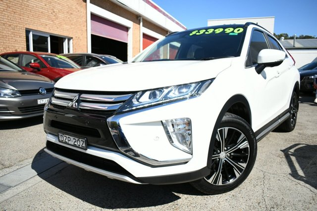 Used Mitsubishi Eclipse Cross Exceed (2WD), Brookvale, 2018 Mitsubishi Eclipse Cross Exceed (2WD) Wagon
