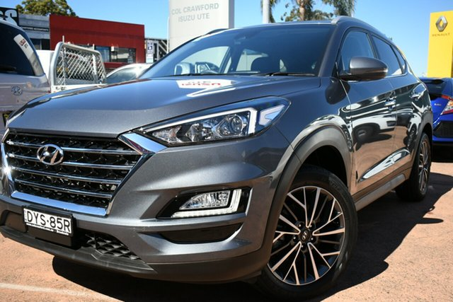 Used Hyundai Tucson Elite (FWD), Brookvale, 2018 Hyundai Tucson Elite (FWD) Wagon