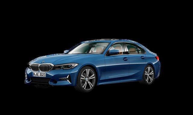 Demonstrator, Demo, Near New BMW 330i Luxury Line, Brookvale, 2021 BMW 330i Luxury Line Sedan