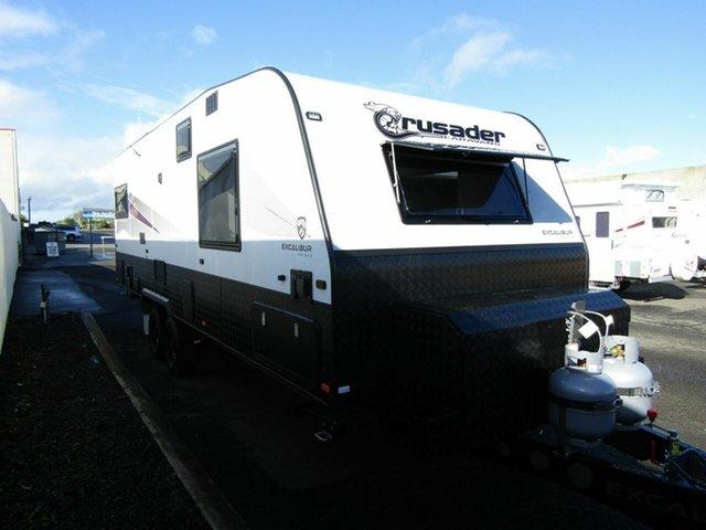New Crusader Excalibur Prince, Pialba, 2022 Crusader Excalibur Prince Caravan