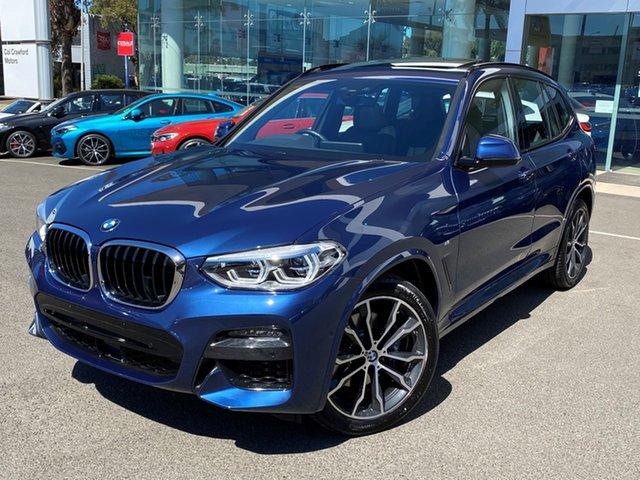 Used BMW X3 xDrive30i M Sport, Brookvale, 2021 BMW X3 xDrive30i M Sport Wagon